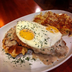 Fried Eggs and Hashbrowns